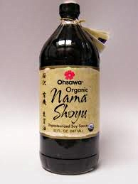 NAMA SHOYU BOTTLE