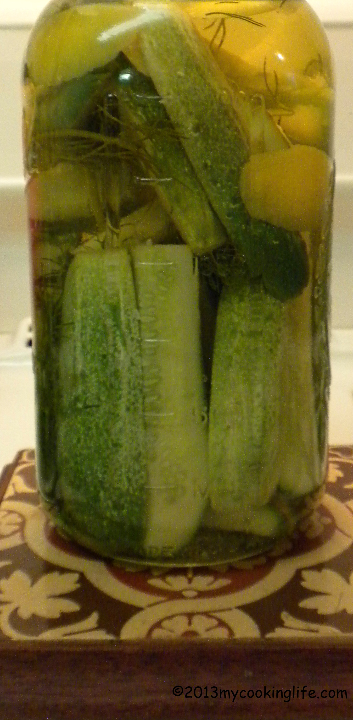 These babies are in a pickle!