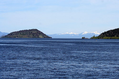 Upper Klamath Lake, Oregon (Photo credit: Lance and Erin)
