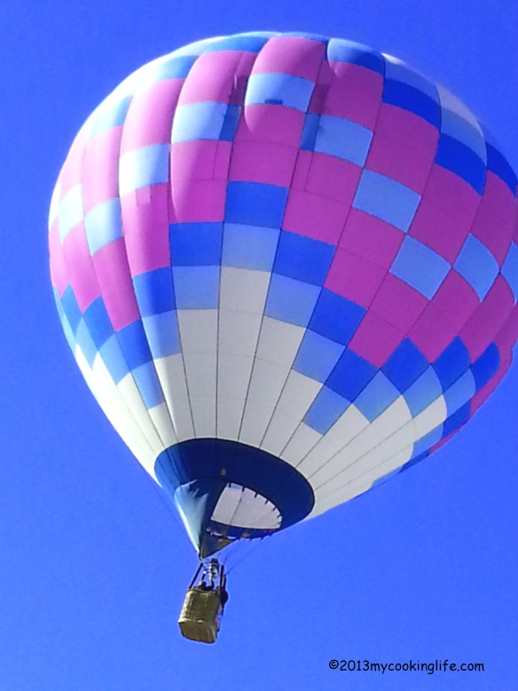 BALLOON UP CLOSE 2