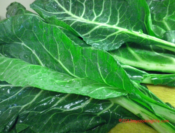 FRESH COLLARDS