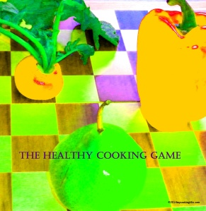 cooking game logo