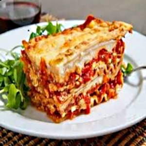 "Stoner Lasagna. I'm sorry but ""stoner"" is not a description to be proud of."